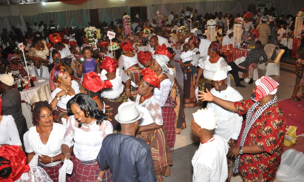Nzuko Aro, Abuja celebrates end of year 2015 in grand style