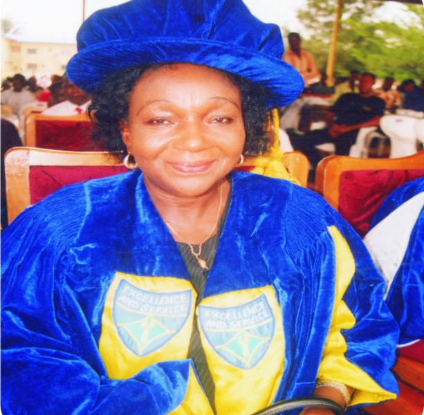 Prof. Nnennaya Kanno
